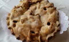 Apple Minced Meat Pie